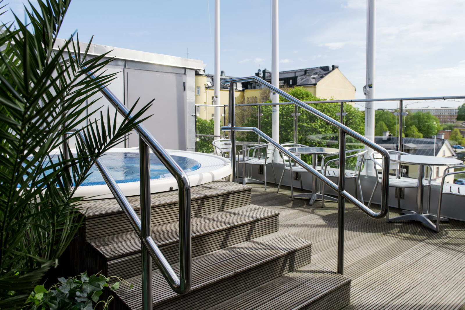 hotell med spa norrköping